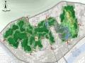 [江西]现代生态休闲综合性公园景观规划设计方案