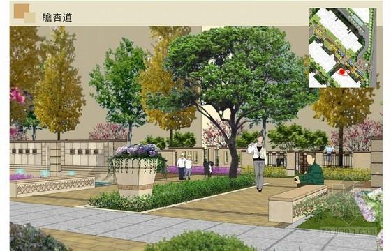 [杭州]知名房地产项目景观设计方案(图片精美)111页