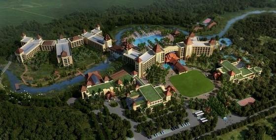 [西双版纳]大型度假酒店规划及单体设计方案文本