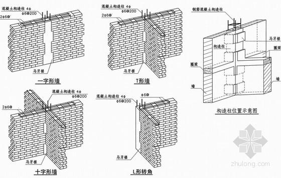 建筑工程填充墙砌筑施工技术培训讲义PPT