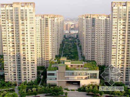 上海某高层住宅小区施工质量创优汇报(PPT 高档全装修 鲁班奖)