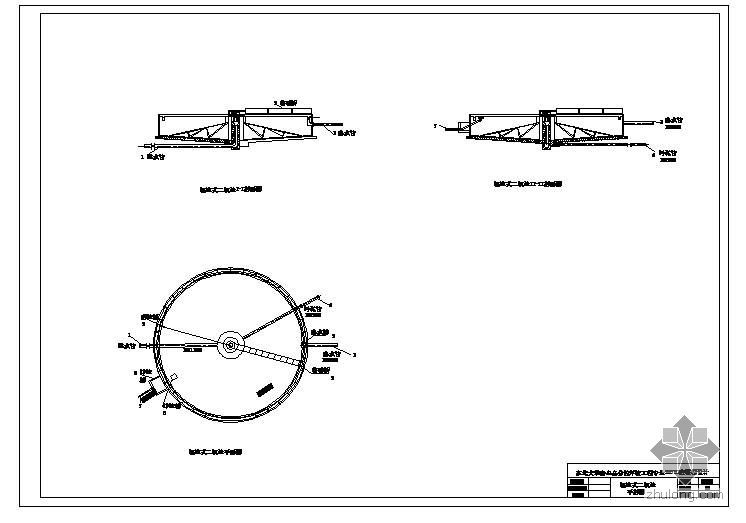 ICEAS工艺课程设计资料下载-某开发区污水处理厂工艺课程设计
