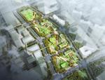 [深圳]贸易中心一期项目1号地块BC区方案文本