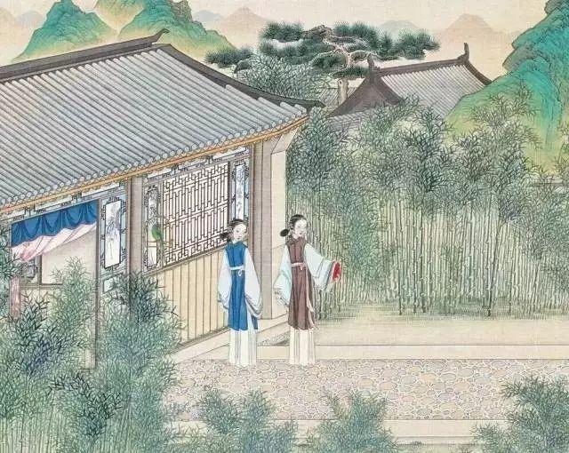 宋词里的庭院,古人的生活美学_4