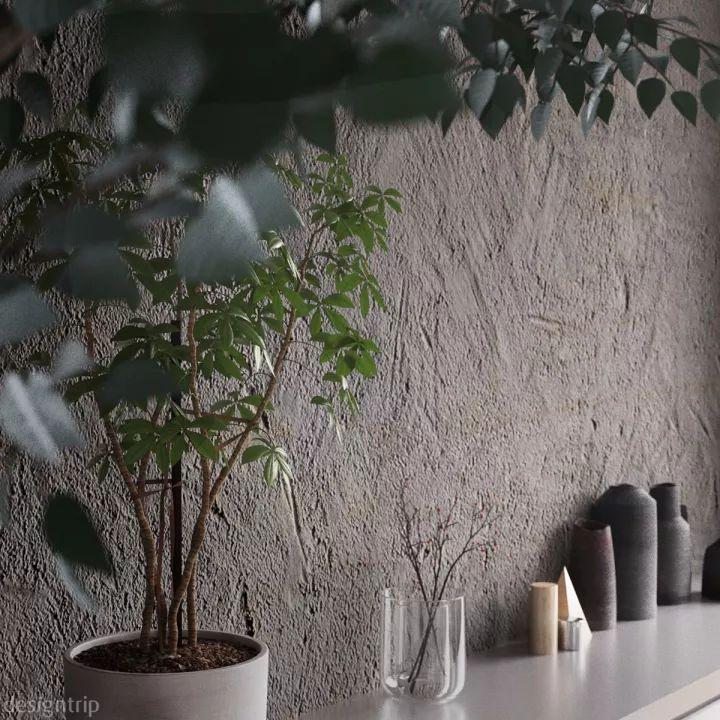 有一种最本质的美,叫水泥墙!_19