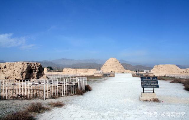 """中国""""最低调""""的皇陵:全部用土建造,却被称为东方金字塔_5"""