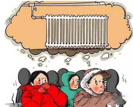 暖气片不热的原因及办法