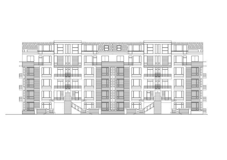 [浙江]大型综合性商业居住区设计方案文本及施工图(CAD+JPG+WORD)