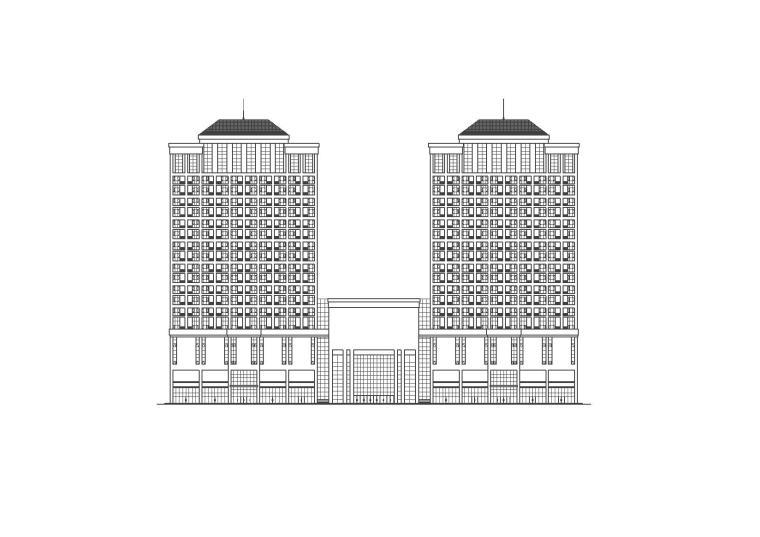 剪力墙格式直线:施工图图纸位置:北京角度项目:jpg,天正7,cad2000cad深度图纸已知与图片
