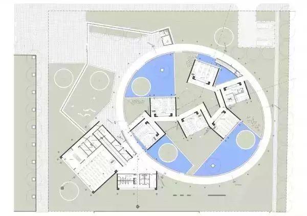 """国外幼儿园建筑设计的""""新、奇、趣、美""""说的是哪些?_9"""