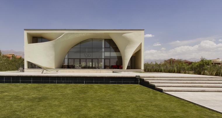 伊朗Kouhsar别墅