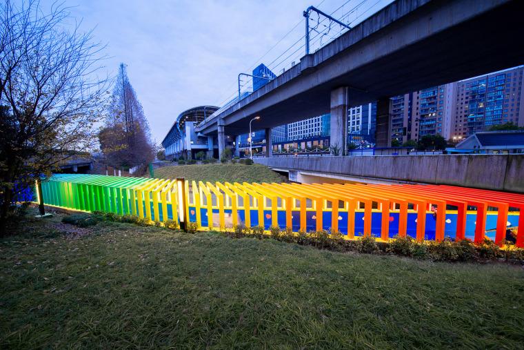 上海金地格林世界社区彩虹通道-005-rainbow-channel-in-jindi-green-world-community-china-by-antao-aha-group