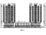 [兰州]超高层SOHO办公、商业建筑施工图