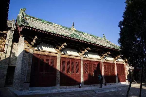 中国现存的木结构古建筑前50座,看一眼少一眼了~_34