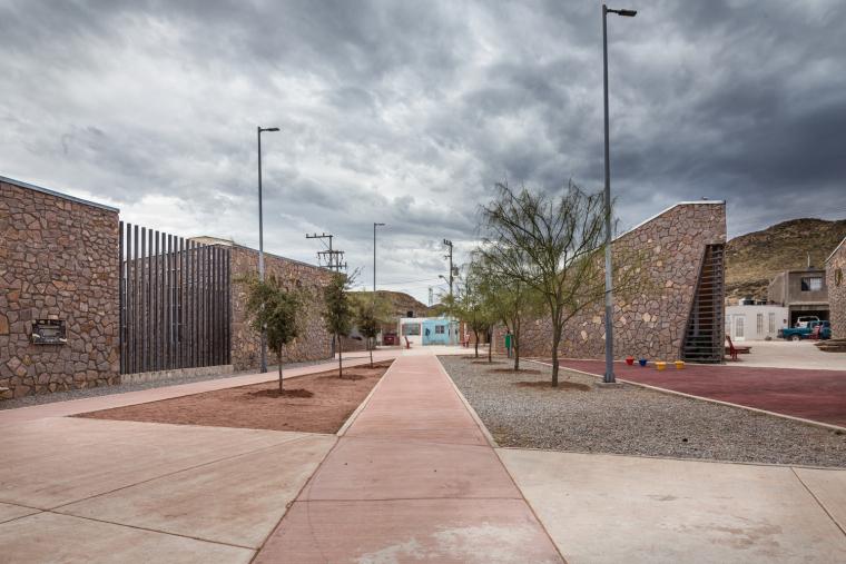 墨西哥奇瓦瓦社区中心