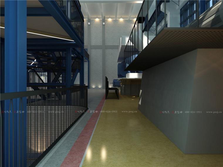 中国国电龙源集团江苏分公司科研培训实验基地办公室设计-11.jpg