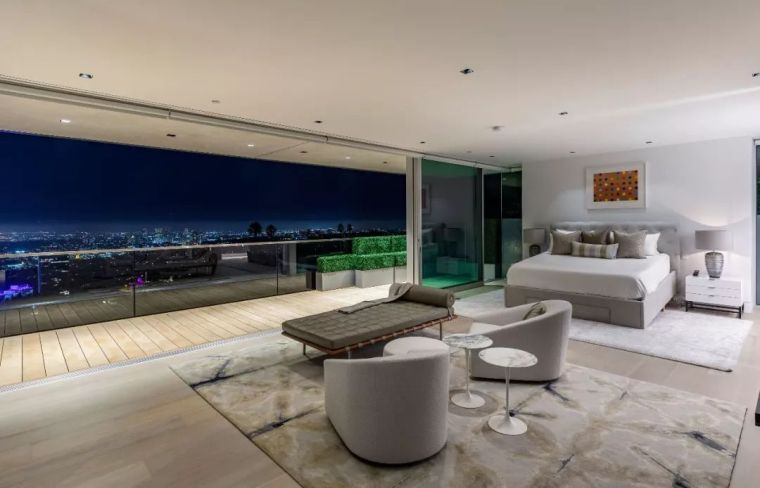 3.98亿的超级山顶豪宅,无比奢侈的观景台_46