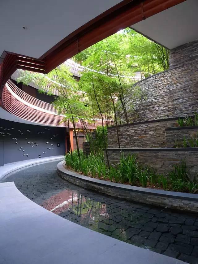 园林景观设计中这么美的水景你见过么
