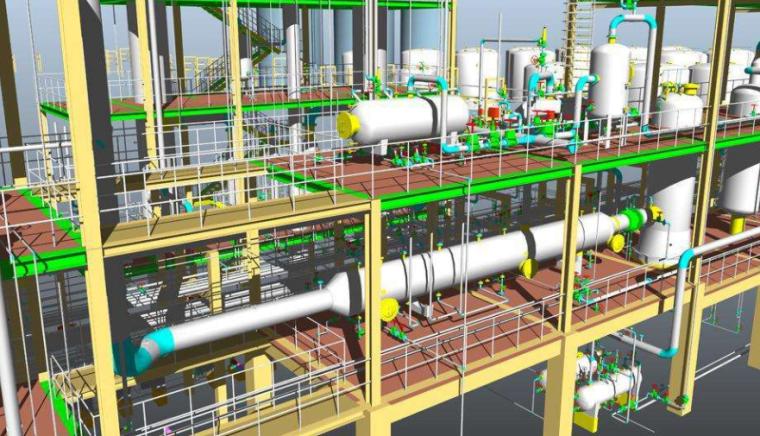 达美盛-AutoCADPlant3D三维工厂设计方案建议书