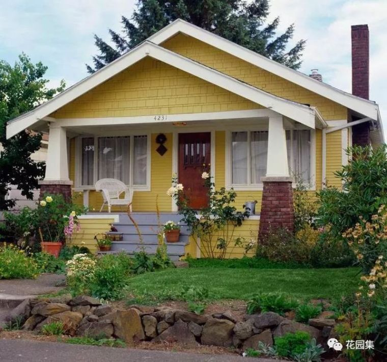 居住区与别墅庭院景观设计的差异_41