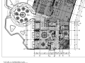 [广东]南海酒店改造项目公共区域精装修设计施工图(附效果图+方案文本+深化条件图)