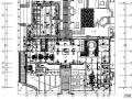 金海花园城会所空间设计施工图(附效果图)