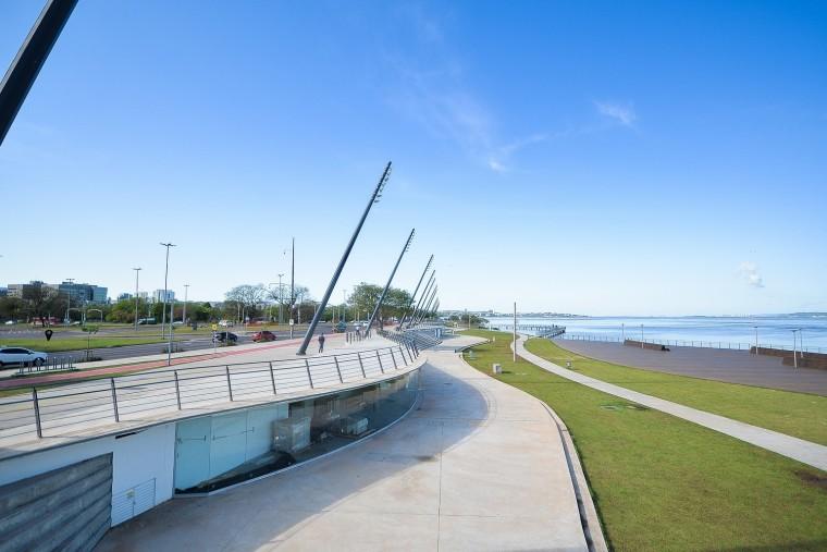 巴西GuaíbaOrla城市公园-10
