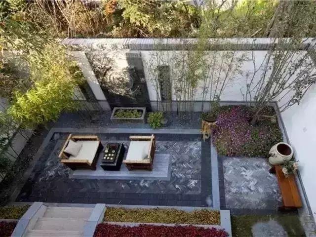 人间有味是清欢,怎样设计一个中式院子_21