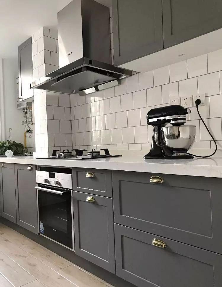 这样设计厨房,美观又实用,果断收藏~_13