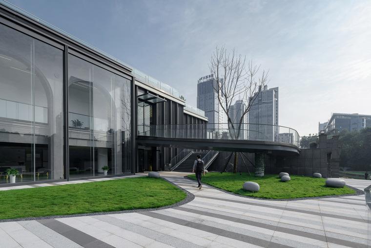重庆大数据智能化展示中心改造-8