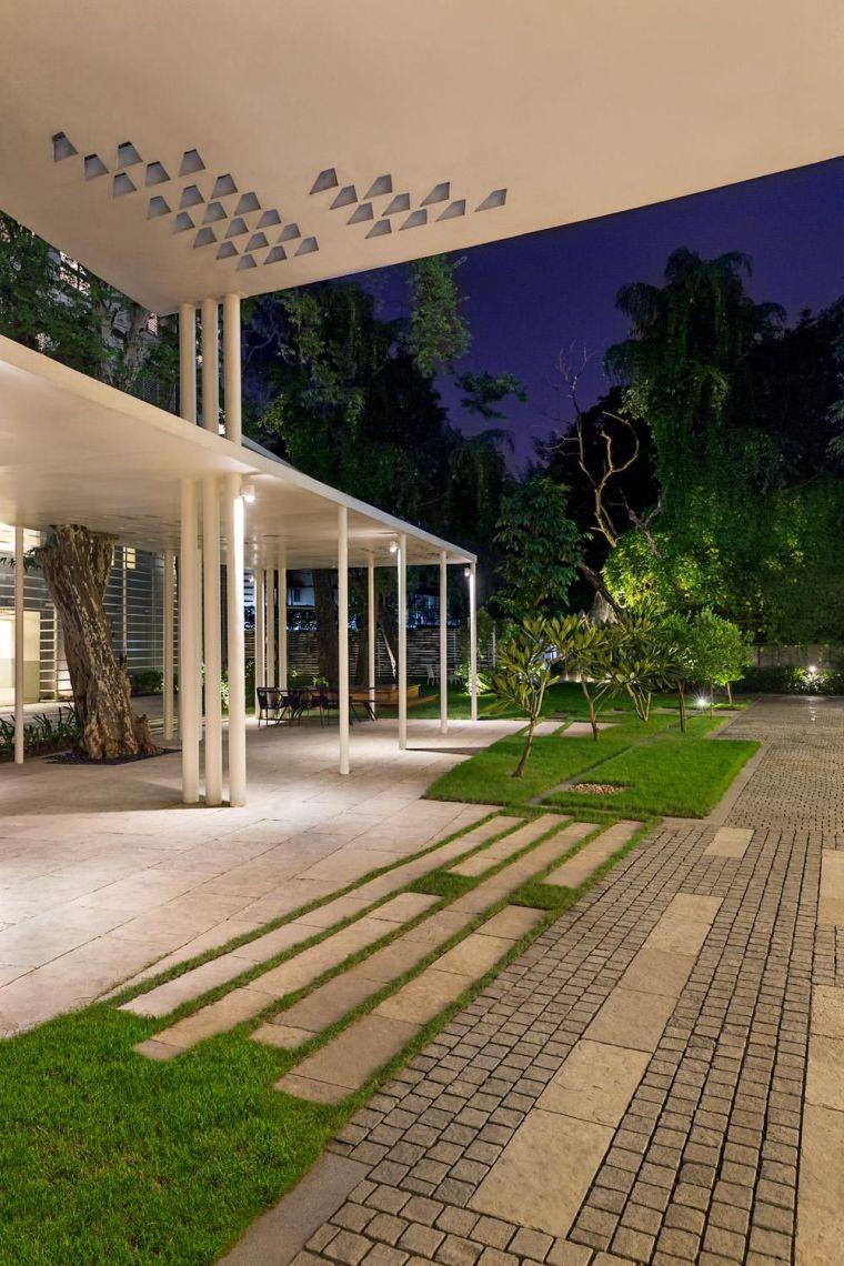 印度GODREJ住宅景观-21