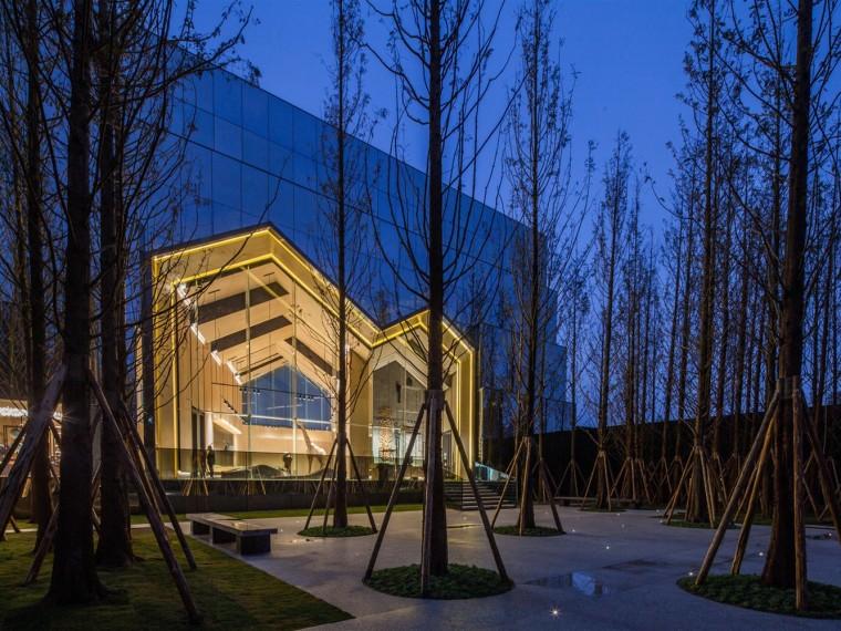 重庆万科森林公园销售及展示中心