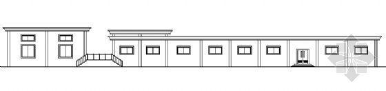 一层冷库建筑施工图