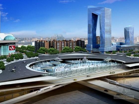 [PPT]城市地下立交工程方案设计