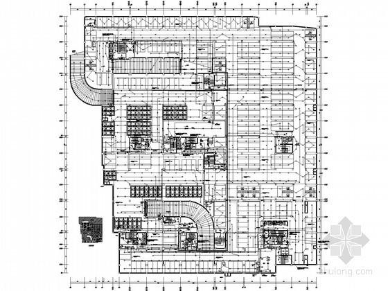 大型城市综合体项目全套电气施工图纸178张(高层办公楼、商业裙房、地下室)