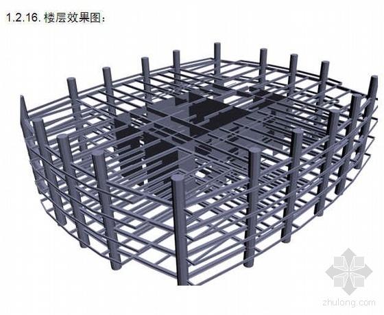 广东某超高层大厦钢结构深化设计实施方案