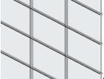 Revit隐框式玻璃幕墙的创建