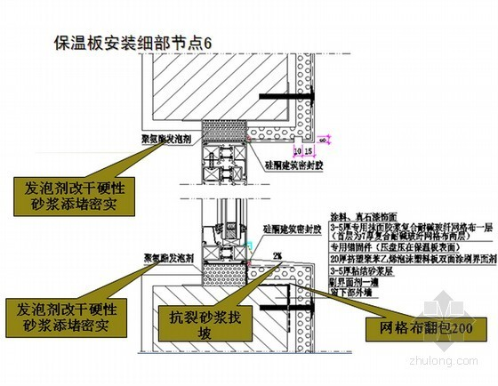 建筑工程住宅楼外墙施工方案交底