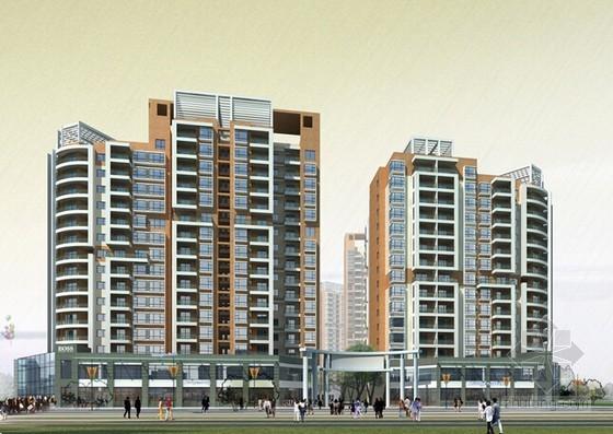[毕业设计]西安某大型商住楼开发项目可行性研究方案(3.2万字)