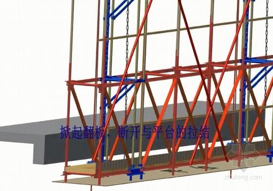 桥梁工程现浇箱梁脚手架施工安全技术培训讲义182页PPT(附升降脚手架动画)
