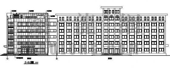 综合楼建施和结施图