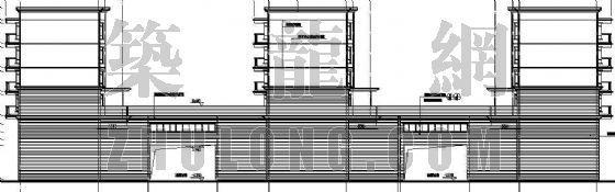 某商务住宅楼建筑施工图(全套)-2