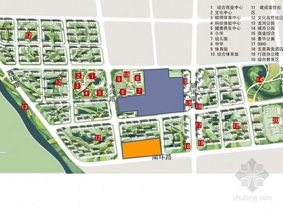 [廊坊]区域总体概念规划方案