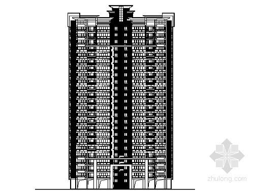 [东莞市]某镇社区农民公寓12号楼建筑施工图(含节能设计)