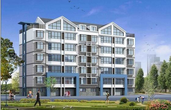 [安徽]大型住宅楼可行性研究评估报告(2014年)