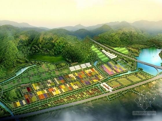 [辽宁]花博园景观设计方案