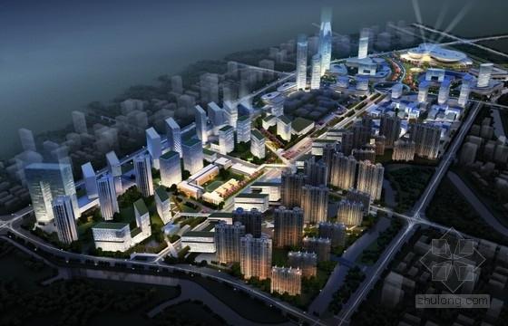 [江苏]多元化产城一体高科技产业园规划设计方案文本