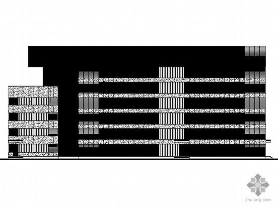 [嘉兴市]某七层科研楼建筑施工图