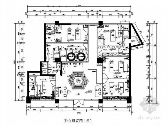 [昆明]东南亚特色SPA会所室内装修图(含实景)