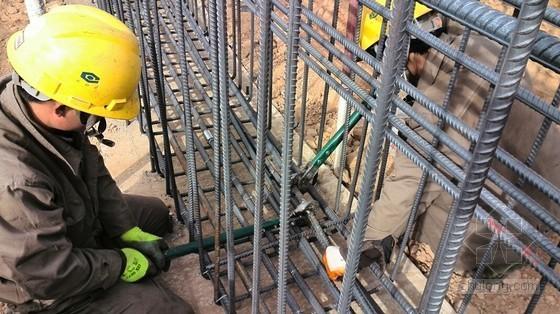 [宁夏]煤化工项目全厂罐区石脑油储罐基础混凝土施工工艺及成果展示